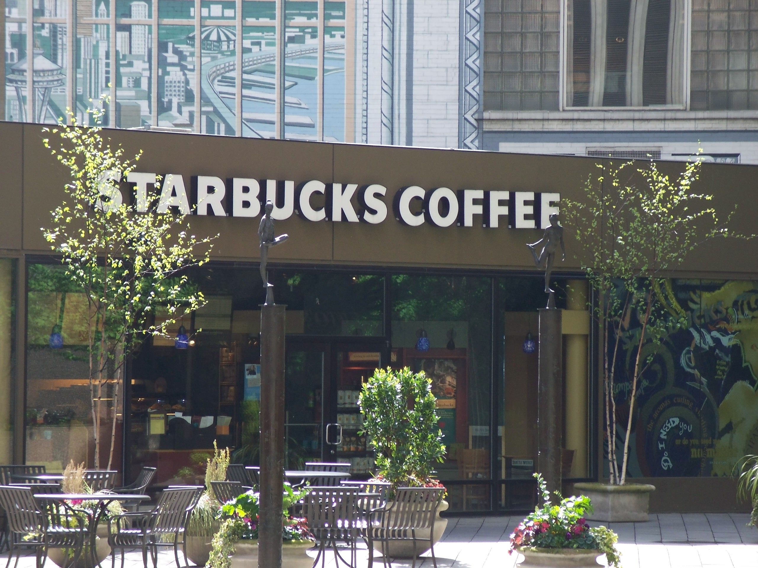 Most everyone believes in flattening the organization, but to better do so, would you be willing to work a front line position for six months to better understand your organization and customers? Starbucks believes its worth it. Photo by J. Jeff Kober