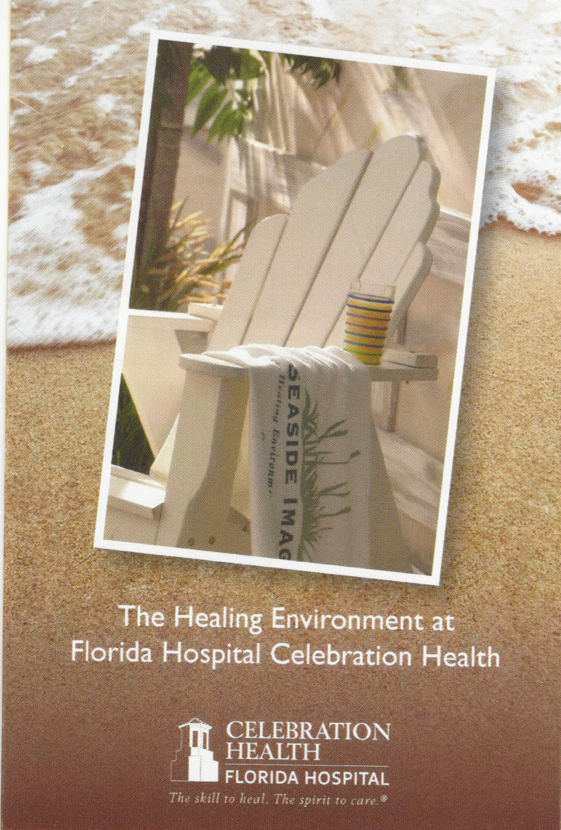 A card from the MRI group at Celebration Health.