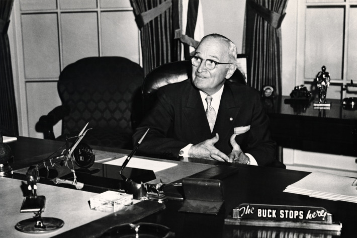 From the Harry S. Truman Library & Museum.