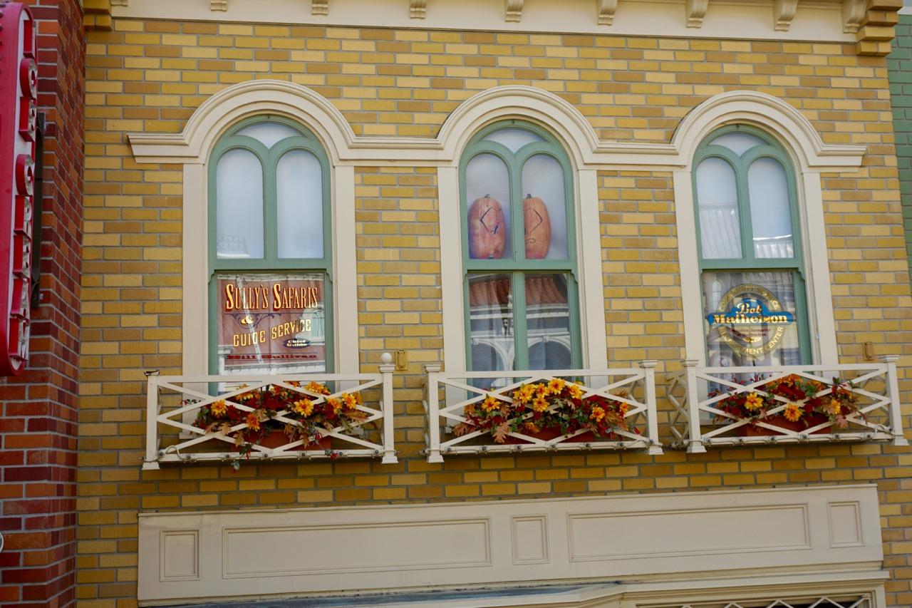 Windows on Main Street. Photo by J. Jeff Kober.